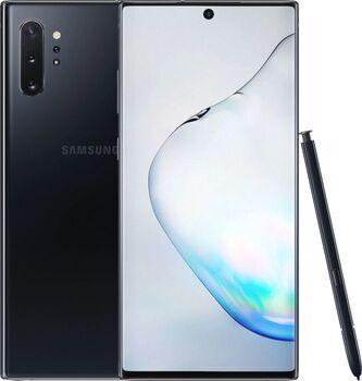 Samsung Galaxy Note 10+ 256 GB Single-SIM 5G schwarz