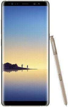 Samsung Galaxy Note 8   64 GB   gold   Single-SIM