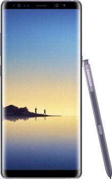 Samsung Wie neu: Samsung Galaxy Note 8   64 GB   grau   Single-SIM