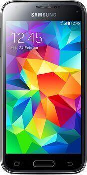 Samsung Wie neu: Samsung Galaxy S5 Mini   16 GB   blau