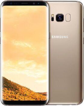 Samsung Wie neu: Samsung Galaxy S8+   64 GB   Single-SIM   gold