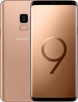 Samsung Wie neu: Samsung Galaxy S9   64 GB   gold