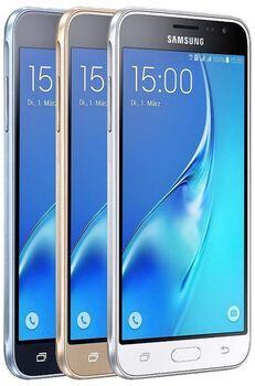 Samsung Wie neu: Samsung Galaxy J3 (2016)   8 GB   schwarz