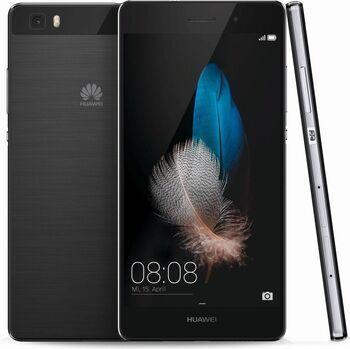 Huawei Wie neu: Huawei P8 lite   16 GB   schwarz   Dual-SIM