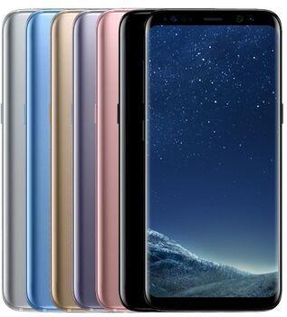 Samsung Galaxy S8   64 GB   pink   Single-SIM