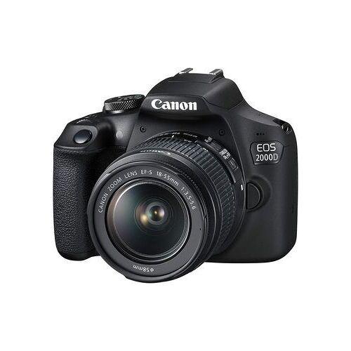 Canon Wie neu: Canon EOS 2000D   Objektiv EF-S 18-55mm 3.5-5.6 III