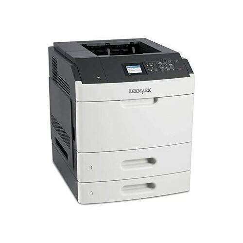Lexmark Wie neu: Lexmark MS811dtn Laserdrucker   grau
