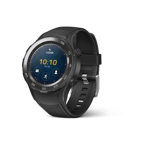 Huawei Wie neu: Huawei Watch 2   4G   Sportarmband   schwarz