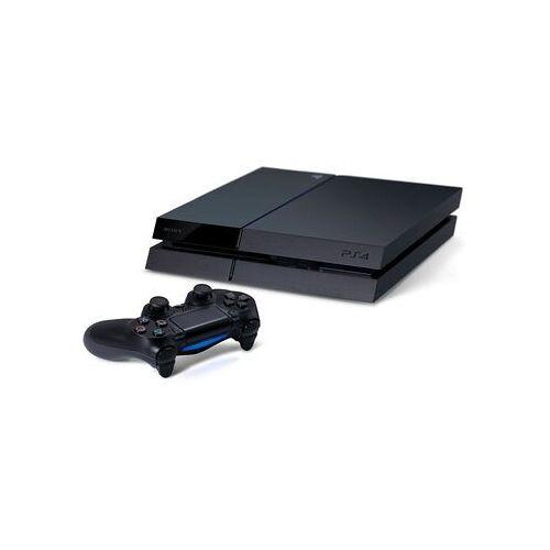playstation Wie neu: PlayStation 4 Fat   500 GB HDD   1 Controller