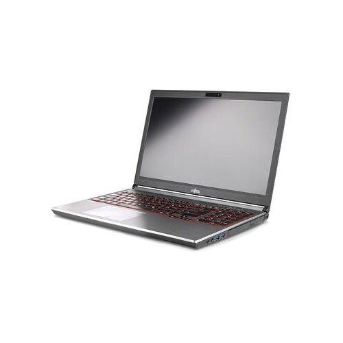 "fujitsu Wie neu: Fujitsu LifeBook E756   15.6""   i7-6600U   8 GB   256 GB SSD   Win 10 Pro   DE"