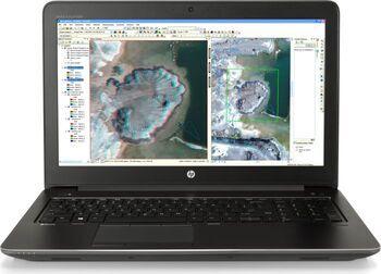 """HP Wie neu: HP ZBook 15 G3   i7-6820HQ   15.6""""   32 GB   256 GB SSD   M1000M   Webcam   Win 10 Pro   DE"""