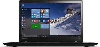 """Lenovo Wie neu: Lenovo ThinkPad T460s   i5-6300U   14""""   20 GB   512 GB SSD   Tastaturbeleuchtung   Win 10 Pro   US"""