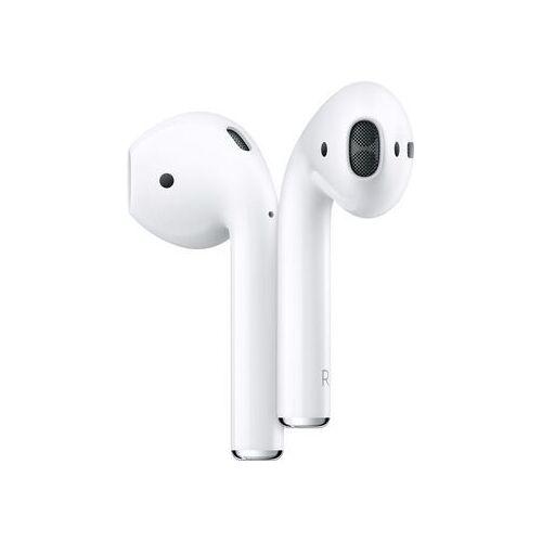 Apple AirPods 2. Gen   weiß   mit kabelgebundenen Ladecase