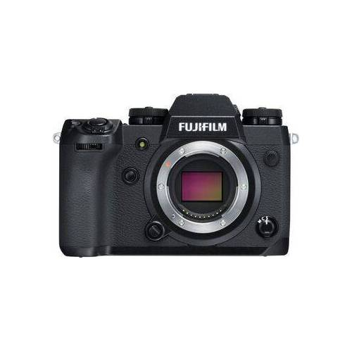 Fujifilm Wie neu: Fujifilm X-H1   APS-C   24.3 MP   schwarz