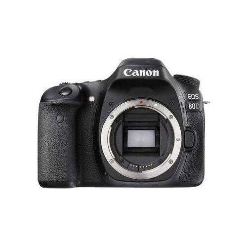 Canon Wie neu: Canon EOS 80D   APS-C   24.2 MP   schwarz