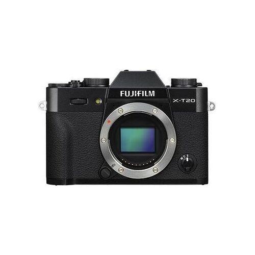 Fujifilm Wie neu: Fujifilm X-T20   schwarz