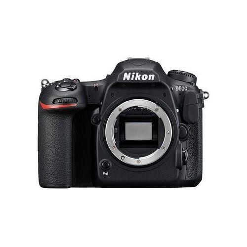 Nikon Wie neu: Nikon D500   APS-C   20.2 MP   schwarz