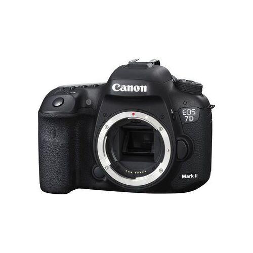 Canon Wie neu: Canon EOS 7D Mark II   APS-C   20.2 MP   schwarz