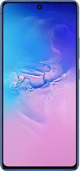Samsung Wie neu: Samsung Galaxy S10 Lite   128 GB   prism blue