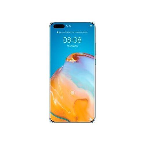 Huawei Wie neu: Huawei P40 Pro 5G   256 GB   deep sea blue