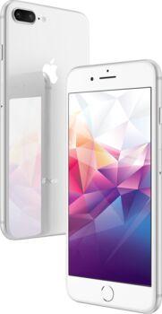 Apple iPhone 8 Plus 64 GB silber