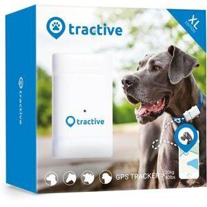 Wie neu: Tractive GPS Tracker XL für Hunde mit 6 Wochen Akkulaufzeit   EXKL. ABO   weiß