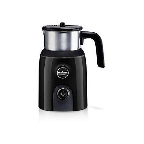 Wie neu: Lavazza Induktions-Milchaufschäumer MilkUp   schwarz