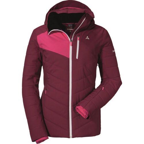 Schöffel Ski Jacket Marseille3 beet red (3720) 34
