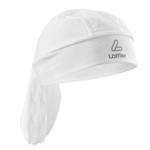 Löffler Bandana Aero white (100)