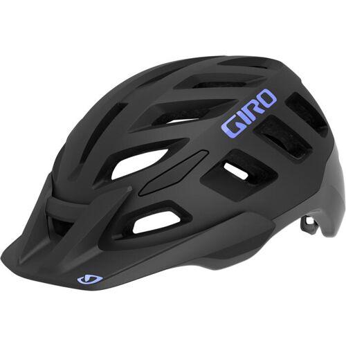 Giro Radix W Mips Fahrradhelm matte black/electric purple (003) M 55-59 cm