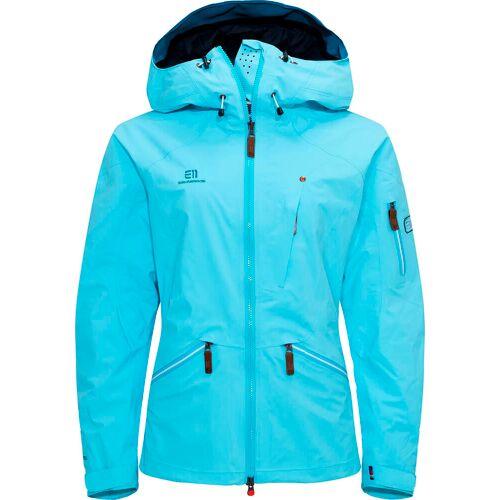 Elevenate W Zermatt Jacket aqua blue (630) L
