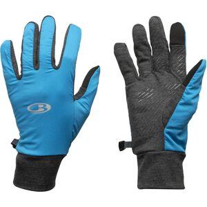 Icebreaker Adult Tech Trainer Hybrid Gloves jet hthr (A49) XS