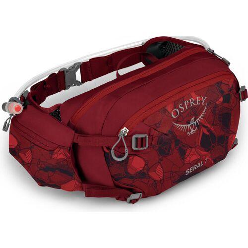Osprey Seral 7 claret red (326)