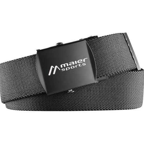 Maier Sports Gürtel Tech Belt black (900) 1