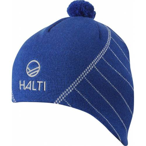Halti Urho Beanie surf the web blue P37 L