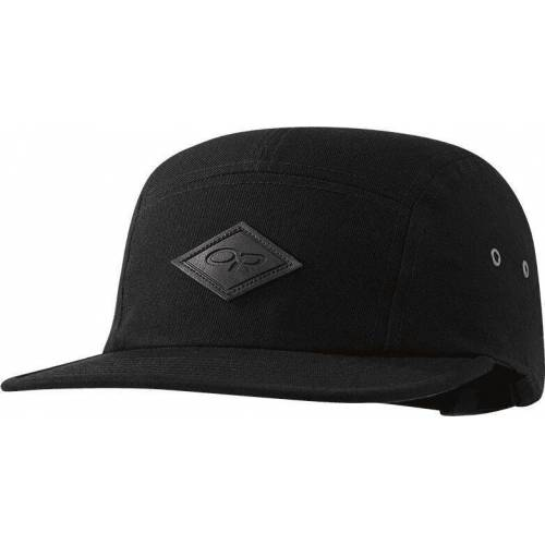 Outdoor Research High 5 Panel Cap black 0001