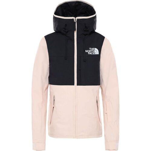 The North Face Womens Superlu Jacket morning pinktnf black TDF XL