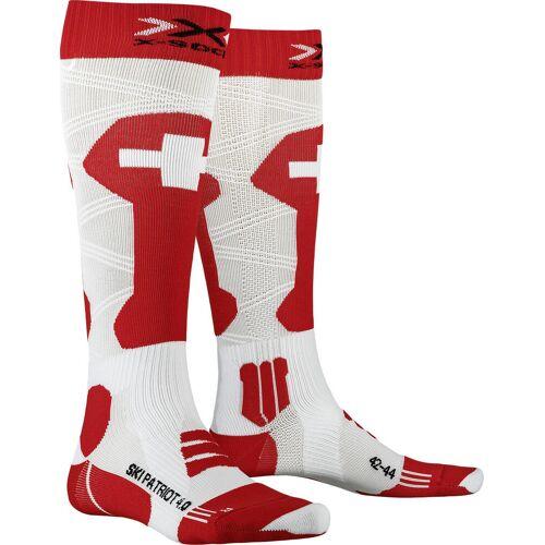 X-Socks Ski Patriot 4.0 Switzerland zerland (T021) 35-38