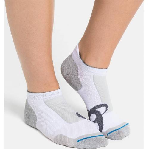 Odlo Socks Low Light white (10000) 45-47