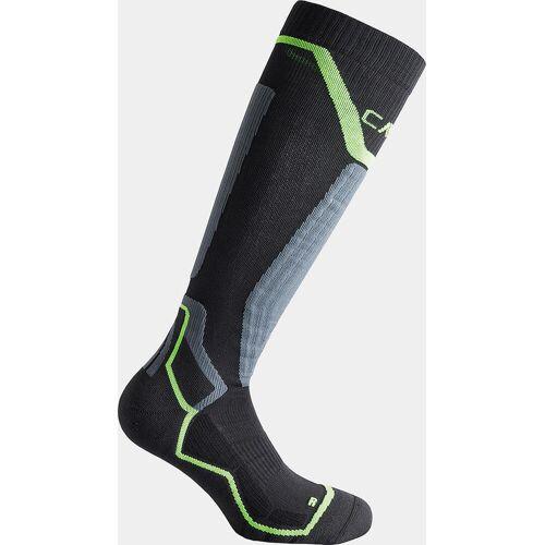 CMP Ski Sock Thermocool nero (U901) 43/45