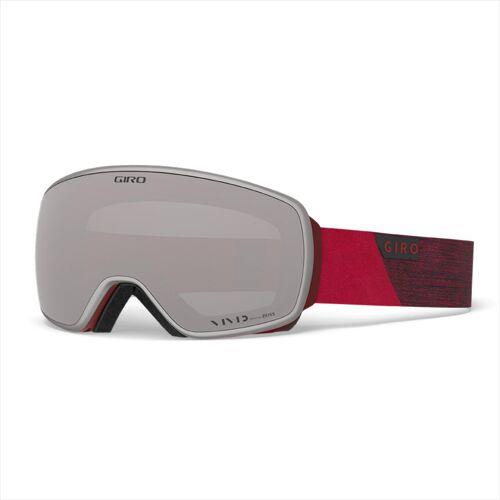 Giro Agent red peak - vivid onyx/infrared - vivid onyx/infrared