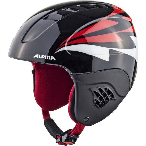 Alpina Carat black-red (91) 51-55 cm