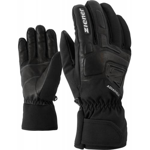 Ziener Glyxus ASR Glove Ski Alpine black (12) 10