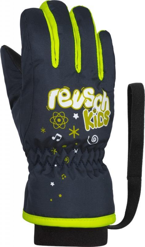 Reusch Kids dress blue / safety yellow (955) V