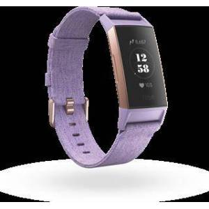 fitbit Charge 3 (NFC), SE Lavender Woven