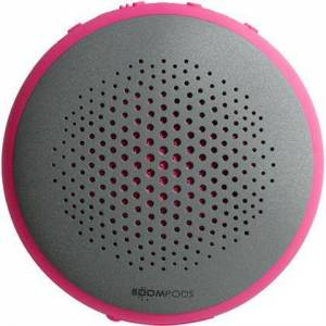 Boompods wasserdichter dual Pairing Lautsprecher Fusion, Pink