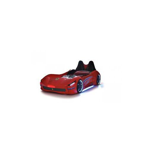 titi Autobett Cabrio mit Sportsitzen und Türen