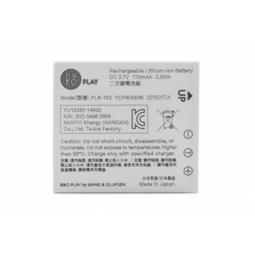 B&O PLAY Zubehör Li-Ion Akku / Batterie für B&O Beoplay H7, H8 oder H9 Kopfhörer