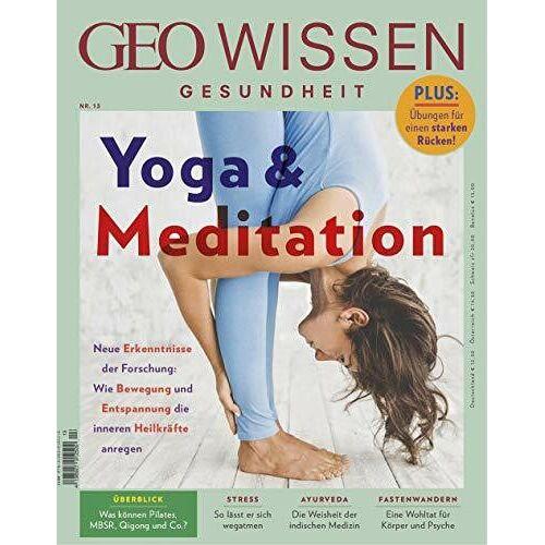 'GEO Wissen Gesundheit' GEO Wissen Gesundheit 13/2020