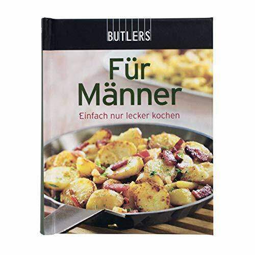 BUTLERS KOCHBUCH Mini Für Männer